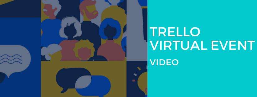 Trello virtual event